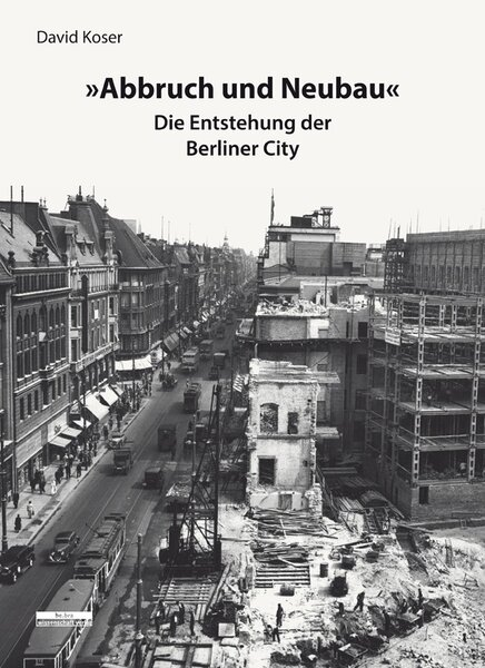 »Abbruch und Neubau«