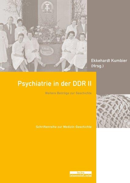 Psychiatrie in der DDR II