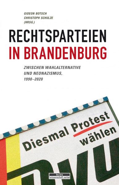 Rechtsparteien in Brandenburg